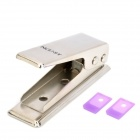 Stainless Steel Micro Sim Card Cutter with Micro Sim Card Adapters for   Ipad/Iphone 4