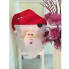 Santa Claus Chair Sets Of Christmas Table Decoration Items