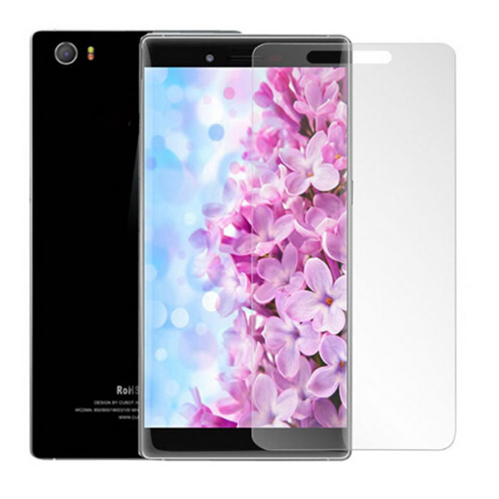 TOCHIC Tempered Glass Screen Protector Guard for Cubot X11 - Transparent