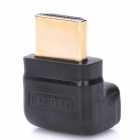 HDMI Male to Female Video Connector - Black
