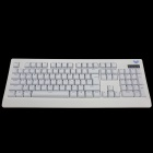AULA Demon King USB Wired Green Switch Mechanical Keyboard - White