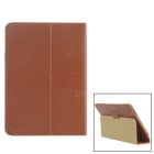 "Protective Horizontal Flip PU Leather Case w/ Stand for Teclast X98 Air III 9.7"" Tablet - Brown"