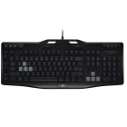 Logitech G105 Gaming Keyboard-Black