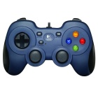 Logitech F310 Gamepad - Blue + Black