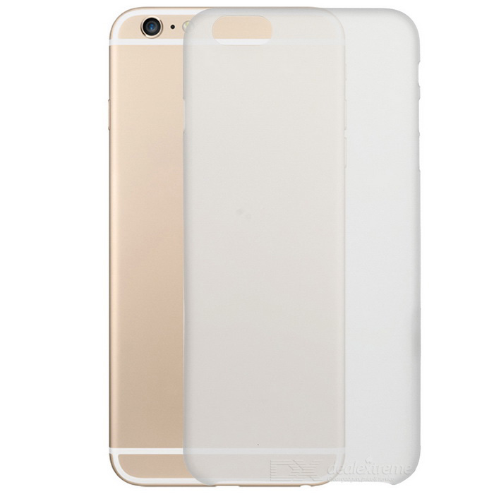 S-What Matte PP Back Case for IPHONE 6 PLUS/6S PLUS -Transparent White