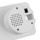 Qi Universal Embedded Charger w/ Microphone, Speaker, Touch Key -White