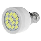 E14 3W 15-5730 LED 560lm High Bright Mini Spot Light Bulb Cool White (AC 220-240)