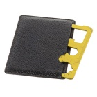 Multi-Function Carbon Steel Tool Knife Card - Golden