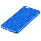 Hat-Prince Weave Pattern Soft Case for IPHONE 6 PLUS / 6S PLUS - Blue