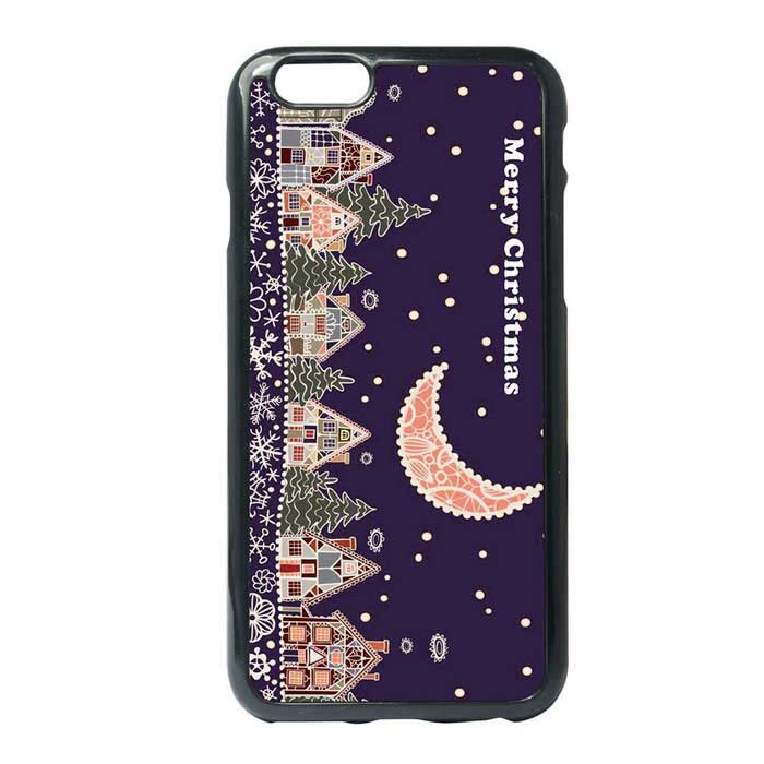 Stars Moon in the Sky Pattern TPU Back Case for IPHONE 6 / 6S
