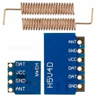 Mini RF Transmitter Receiver Module 433MHz Wireless Kit for Arduino