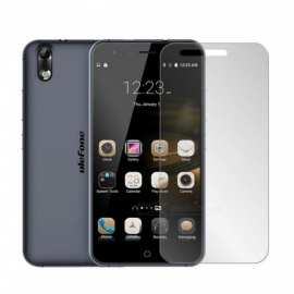 TOCHIC Tempered Glass Screen Protector Guard for Ulefone Paris - Transparent