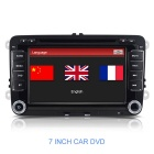 "7"" Volkswagen Car DVD Player w/ GPS, BT, Radio USB for Polo Golf Passat B5 Jetta Tiguan Touareg Bora"