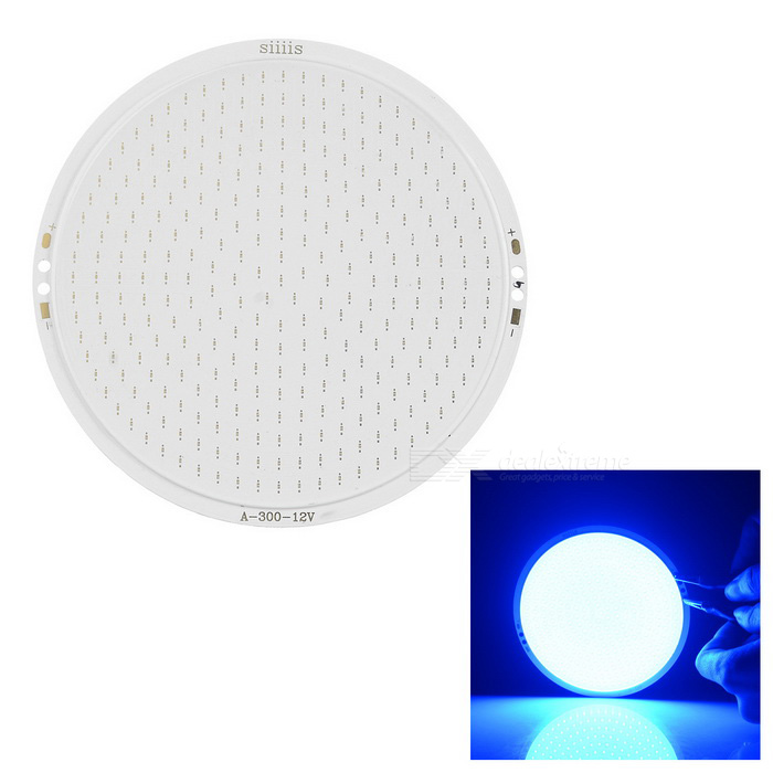 108mm 20W 300-COB módulo de luz azul + controlador dimmable w / 2-Mode