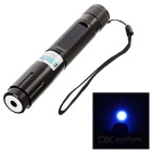 5mW Blue Purple Light Bike Laser Pointer - Black