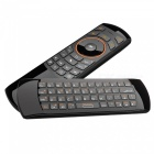 RII RT-MWK25 2.4G Wireless USB Air Mouse Keyboard for Samsung - Black