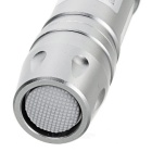 016 5mW Stars Style Green Light Bike Laser Pointer - Silver