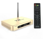 T8 Pro Amlogic S812 Android 4.4.2 Kitkat Quad Core TV Box with Kodi Supports 4K H.265 3D