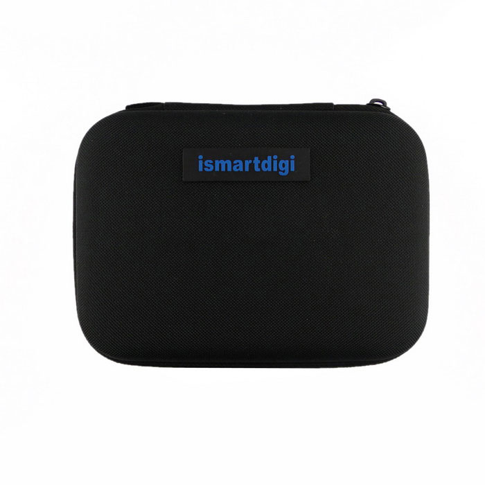 Ismartdigi Gopro S Box Case for Gopro Hero 4 /2 /3 /3+ /4 - Black
