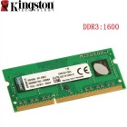 Kingston ValueRAM 4GB 1600MHz PC3-12800 DDR3 Non-ECC CL11 SODIMM SR x8 Laptop Memory