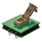 Gold Plated SOT23-6L Programmer Adapter Socket