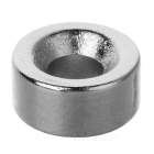 D10*4mm Round NdFeB Magnets with & without Hole - Silver (20PCS)