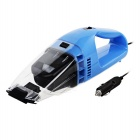 Portable Car Dust Collector / Vacuum Cleaner - Blue + Black