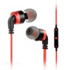 AWEI A960BL Sports Smart BT V4.0 In-Ear Earphone w/ Mic - Red