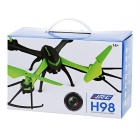 JJRC H98-3 2.4GHz Radio Control 4-CH Quadcopter - Black + Blue