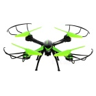JJRC H98-3 2.4GHz Radio Control 4-CH Quadcopter - Black + Green
