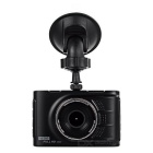 "Car HD 12MP DVR w/ 3.0"" Screen, 4X Optical Zoom, IR Night Vision Output, HDMI Output - Black"