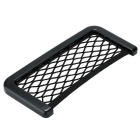 Car Seat Elastic Mesh Storage Bag for IPHONE 6 / 6S / 6PLUS - Black
