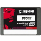 Kingston SSDNow KC310 (Serial ATA III 550 MB/s, 6.35 cm/2.5-inch, 7 mm) - 960 GB (SKC310S37A/960G)