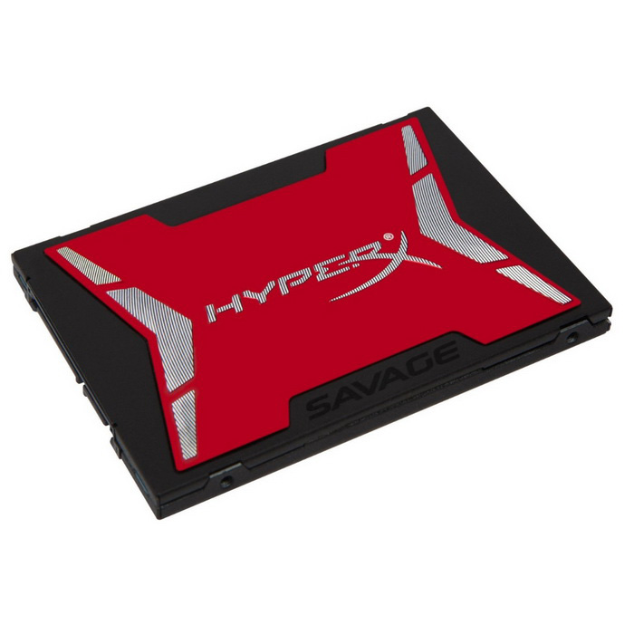 HyperX Savage SHSS37A / 480G 480GB SATA 3 2,5 (7 mm) SSD