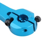CNC Servo Horn Arm 25T For Futaba Standard Servos 25T - Blue (2PCS)