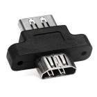 HDMI Female to Female Adapter with Screw Holes