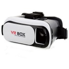 "VR BOX Virtual Reality Glasses for 4.5 ~ 6"" Mobile Phone - White"
