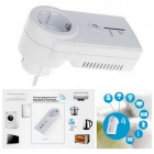 Wi-Fi Power Socket Wireless APP Remote Control Timer Switch Wall Plug