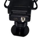 CDMA Car Cradle Cell Phone Signal Booster - Black