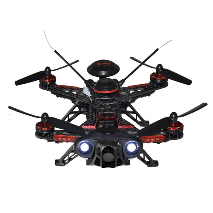 Upgrade Runner 250 Advance 7CH R/C Quadcopter w/ GPS / DEVO 7 - RedR/C Airplanes&amp;Quadcopters<br>Form  ColorDark red + BlackModelRunner 250 AdvanceMaterialCarbon fiberQuantity1 DX.PCM.Model.AttributeModel.UnitShade Of ColorRedGyroscopeYesChannels QuanlityOthers,7 DX.PCM.Model.AttributeModel.UnitFunctionUp,Down,Left,Right,Forward,Backward,Stop,Sideward flightRemote TypeRadio ControlRemote control frequency2.4GHzRemote Control Range1000 DX.PCM.Model.AttributeModel.UnitSuitable Age Grown upsCameraYesCamera PixelOthers,800TVLLamp YesBattery TypeLi-ion batteryBattery Capacity2200 DX.PCM.Model.AttributeModel.UnitCharging Time1-2 DX.PCM.Model.AttributeModel.UnitWorking Time10-13 DX.PCM.Model.AttributeModel.UnitRemote Controller Battery TypeOthers,11.1V 2200mAh/ 8 x AARemote Controller Battery Number1Remote Control TypeWirelessModelMode 2 (Left Throttle Hand)Other FeaturesCamera Resolution: 800TVL; System format: PAL/NTSC; Video output: 1.0Vp-p/75; With lights in front and back; Basic Edition 3Packing List1 x Runner 250 Advance (1 x host, 4 x blades, 1 x tool)1 x DEVO 71 x Backpack1 x 250 - Z - 24HD camera (800TVL)1 x 16 Runner (R) - Z - 250 5.8 G mushroom antenna1 x 19 OSD Runner (R) - Z - 2501 x 05 # 4 - Z - 23 EU plug charger(120cm+/-2 cm cable, output voltage: 12V)1 x Lithium battery (11.1V 2200 mAh)1 x English manual1 x CD1 x Tansmitting cable (180+/-2cm)<br>