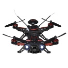 Upgrade Runner 250 Advance 7CH R/C Quadcopter w/ GPS / DEVO 7 / 800TVL Camera / OSD - Red