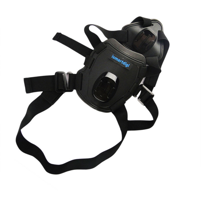 ismartdigi I-P-001 Pet Starp Dog Starp for GoPro (Strap Long Max.66cm)