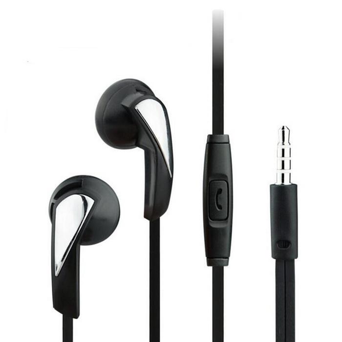 Flat wire earbuds sport - wired magnetic earbuds