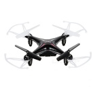 Syma X13 2.4GHz 4-CH 6-Axis Gyroscope R/C Remote Control Aircraft Quadcopter w/ 360' Tumble - Black