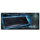 AULA Demon King USB Wired Green Switch Mechanical Keyboard - Black