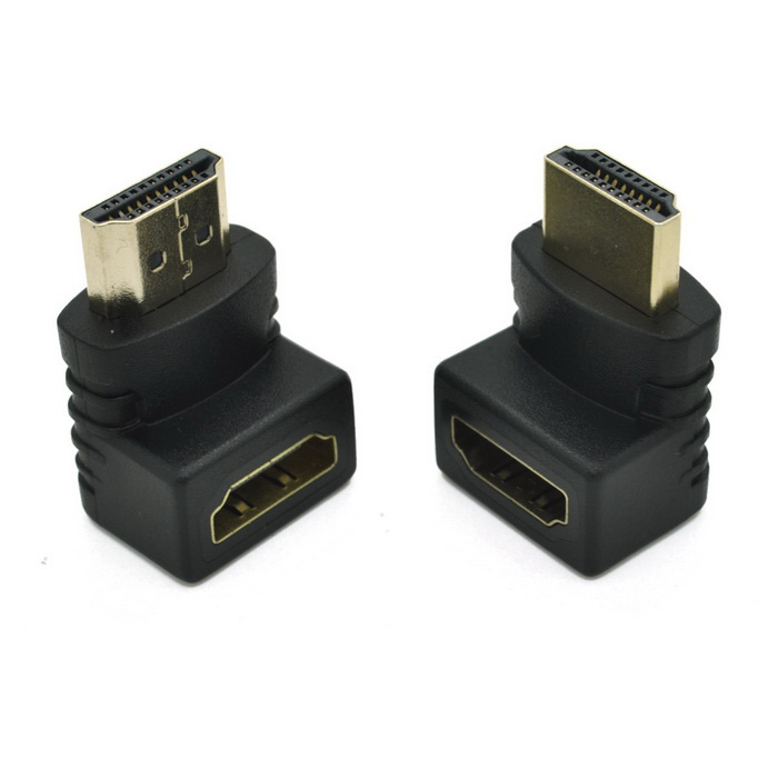 HDMI adapter kit (90 grader og 270 grader) for Chrome