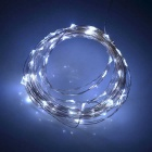 USB Powered 6W 100-LED Light Strip White Light 500lm SMD 0603(10M)