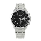 WESTCHI W9101GD-4 Men's Fashion Multifunctional Stainless Steel Band Waterproof Quartz Watch