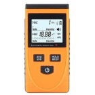 Electromagnetic Frequency Radiation Detector (5Hz to 3500MHz, 1 To 1999V/m Range, LCD Display)