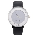 Atongm W014 Smart Bluetooth V4.0 Watch for IPHONE / Android Smartphone - Black + White